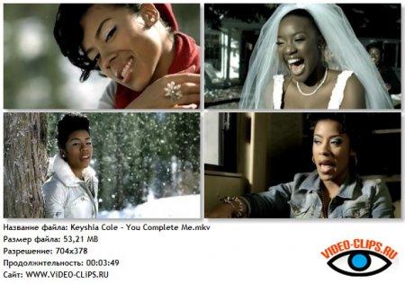 Keyshia Cole - You Complete Me