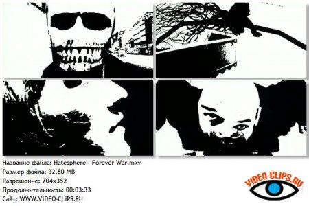 Hatesphere - Forever War