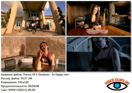 Theory Of A Deadman - So Happy