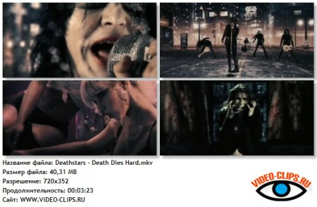 Deathstars - Death Dies Hard
