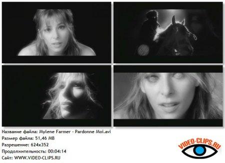 Mylene Farmer - Pardonne-Moi