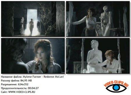 Mylene Farmer - Redonne-Moi