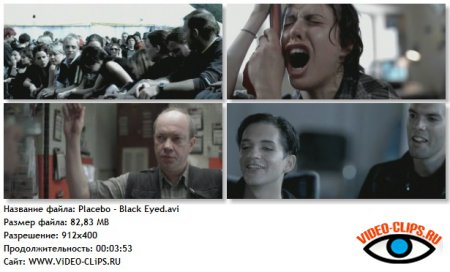 Placebo - Black Eyed