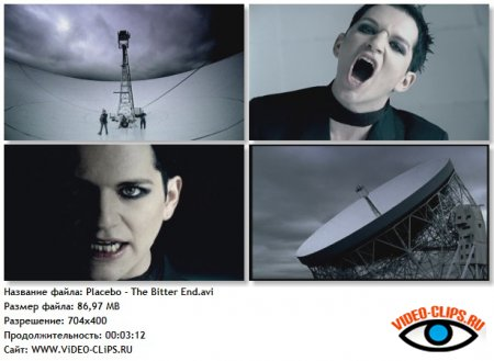 Placebo - The Bitter End