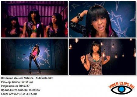 Natasha - Sidekick