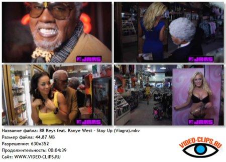 88 Keys feat. Kanye West - Stay Up! (Viagra)