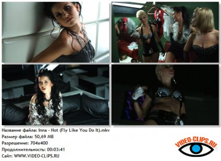 Inna - Hot (Fly Like You Do It)