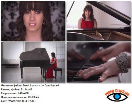 Demi Lovato - Lo Que Soy