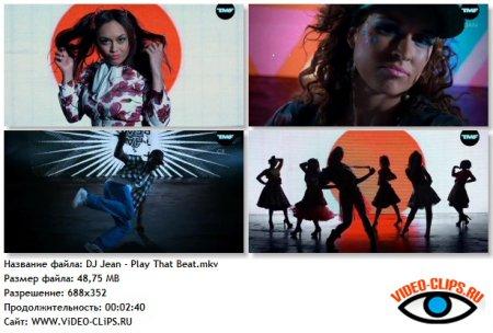 DJ Jean - Play That Beat