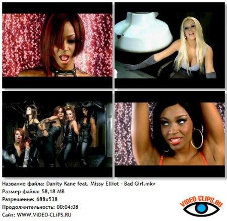 Danity Kane feat. Missy Elliot - Bad Girl