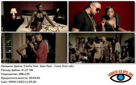 Estelle feat. Sean Paul - Come Over