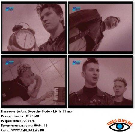 Depeche Mode - Little 15