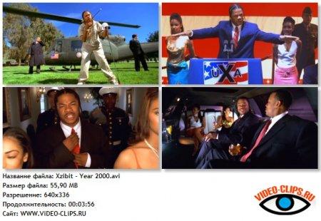 Xzibit - Year 2000