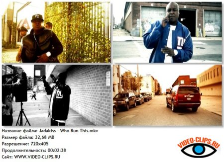 Jadakiss - Who Run This