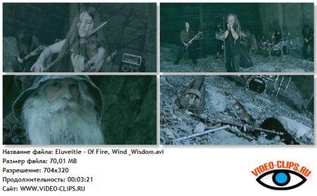 Eluveitie - Of Fire, Wind & Wisdom