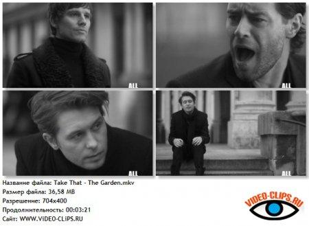 Take That - The Garden