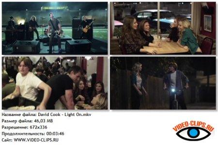David Cook - Light On