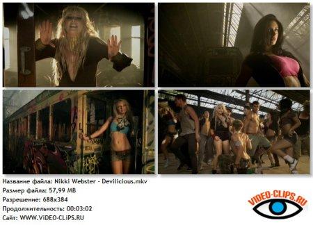 Nikki Webster - Devilicious