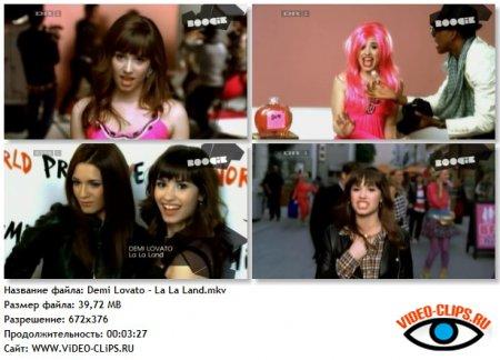 Demi Lovato - La La Land