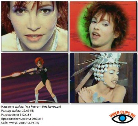 Ysa Ferrer - Mes Reves