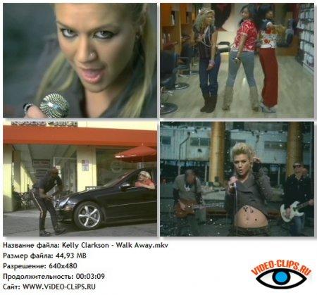 Kelly Clarkson - Walk Away