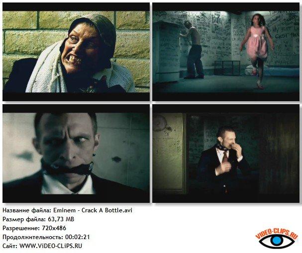 Dr. Dre & 50 Cent - Crack A Bottle (Eminem Version) .