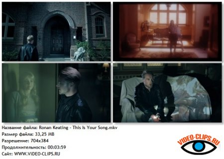 Ronan Keating - This Is Your Song