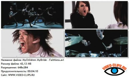 Mychildren Mybride - Faithless