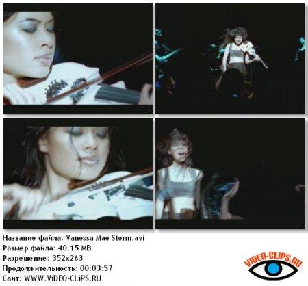Vanessa-Mae - Storm