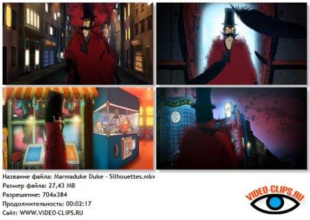 Marmaduke Duke - Silhouettes