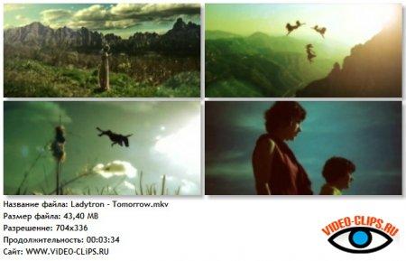 Ladytron - Tomorrow