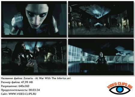 Zonaria - At War With The Inferior