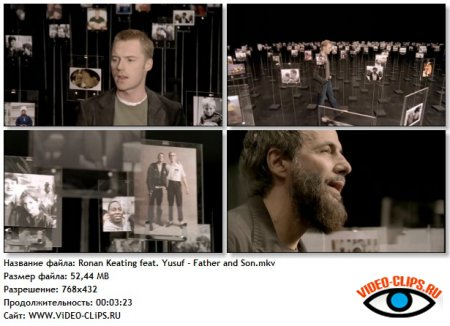 Ronan Keating feat. Yusuf Islam - Father And Son