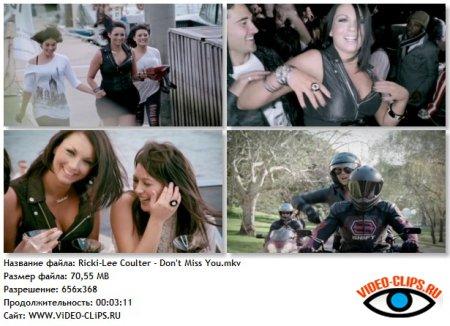 Ricki-Lee - Don't Miss You