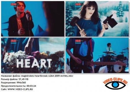 Magistrates – Heartbreak
