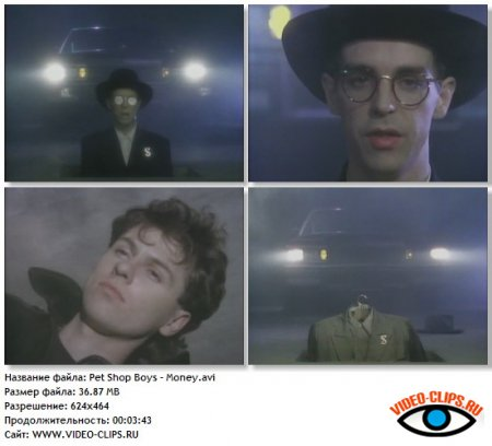Pet Shop Boys - Money